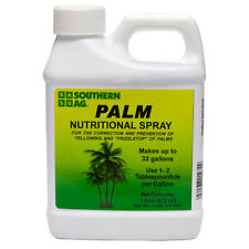 Palm Nutritional Spray (16 oz.) Corrects Prevents Browning Yellowing and Curling