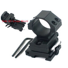 30mm Ring Flip to Side QD Scope Mount 20mm for AP ET Magnifier Hunting IH