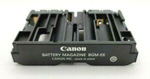 Canon BGM-E6 AA Battery Magazine for BG-E6 Battery Grip