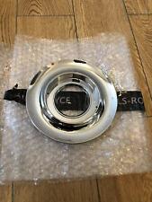 Used Genuine OEM Factory Rolls Royce Ghost Wheel Hub Cap Chrome 36136773460