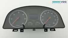 VW Touran 2003-2006 1.9TDi Speedometer Instrument Cluster Clocks 1T0920962E