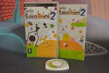 Loco Roco Locoroco 2 for Sony Psp Combined Shipping