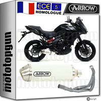 ARROW LIGNE COMPLETE CAT APPROUVE RACE-TECH BLANC KAWASAKI VERSYS 650 2017 17