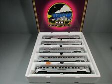 MTH # 20-6530 Pennsylvania 70` Streamlined Passenger  5-Car Set O.B.