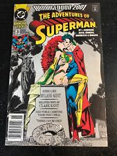The Adventures Of Superman Annual#3 Awesome Condition 8.0(1991)