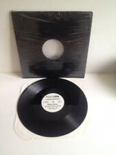 """DJ SHADOW HOLLYWOOD BASIC LESSON 4 REAL DEAL PROMO PROMOTIONAL VERY RARE 12"""""""