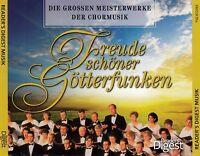 FREUDE SCHÖNER GÖTTERFUNKEN - DIE GROSSEN MEISTERWERKE DER CHORMUSIK / 5 CD-SET