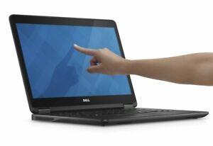 PC PORTABLE DELL 7440 TACTILE/CORE i7/16GO/SSD360GB/HDMi/win 10