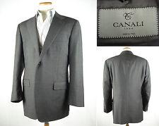 Recent CANALI 1934 Sport Coat Suit Jacket Slim Fit 54 44 L