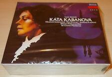 JANACEK-KATA KABANOVA-2xCD 1989-MACKERRAS/SODERSTROM-UNPLAYED-MINT