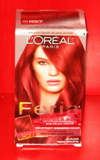 L'Oreal Paris Feria Hair Color ~ # R57 ~ Intense Med. Auburn (Cherry Cr.)  1 kit