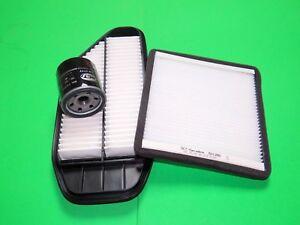 Filterset Filtersatz Inspektionspaket Chevrolet Spark 1.0 1.2 Benziner