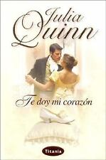 Te Doy Mi Corazon/an Offer from a Gentleman (Spanish Edition)-ExLibrary