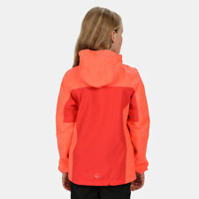Regatta Kids Pasco Insulated Reflective Jacket Baffled//quilted