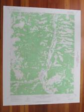 Lake City Colorado 1966 Original Vintage USGS Topo Map