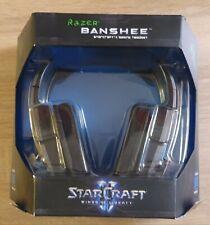 Razer Banshee - StarCraft II Gaming Headset - Top-Zustand