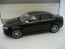 1:18 Minichamps 5010509115 AUDI RS4 B7 Typ 8E Sedan Black - 2006