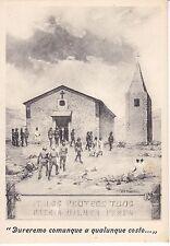 0441) WW ETIOPIA CAPPELLA DI ADI CAIE' ERETTA DA PADRE GIULIANI CAPPELLANO MVSN.