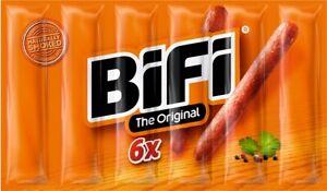 (2,21€/100g) BiFi Original Minisalami 6 x 22,5g