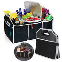 Practical Folding Car Boot Trunk Storage Holder Bag Organiser Travel Tidy Box