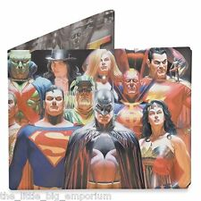 Mighty Wallet Justice League - Tear-Resistant Water-Resistant Expandable