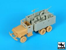 Black Dog 1/72 M35 Gun Truck Conversion Set Vietnam War (for Academy kit) T72107