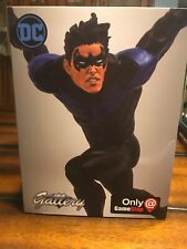 "NIGHTWING 9"" Figure Diamond Select, DC Gallery GameStop Exclusive"