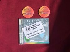 RARE JOY DIVISION  OMD ,TEARDROPS- Live Leigh Rock Festival 1979 2XCD