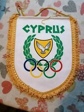 CYPRUS OLYMPIC COMMITTEE, PENNANT