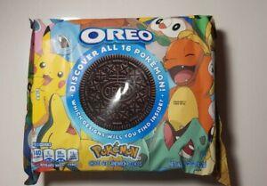 NEW Nabisco Oreo Pokemon Chocolate Sandwich Cookies FREE US SHIPPING