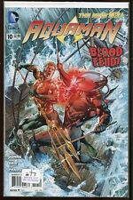 AQUAMAN #10 NEW 52 VERY FINE/NEAR MINT DC COMICS #nb-0185