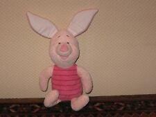 Disney Nicotoy Belgium Winnie the Pooh 12 Inch PIGLET Stuffed toy