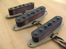Dawgtown Aged Late '64 Pickups For Strat Stratocaster USA Hand Wound AlNiCo 5