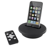 iWANTIT iHDDK11 UNIVERSAL DOCK MUSIC VIDEO PLAYER FOR iPHONE 4 and 3GS with HDMI