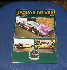 JAGUAR  DRIVER ISSUE 451 FEBRUARY 1998 - THRUST SSC COMERS TO COVENTRY