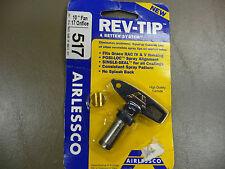 "AIRLESSCO REV-TIP  # 517 - 10""  FAN  NIB ---------------SAVE $$$$$ --- LOOK"