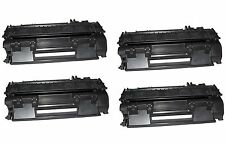 NON-OEM 4 PK TONER CARTRIDGE FOR HP CE505A LASERJET P2035 P2055 05A