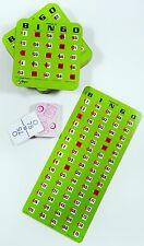 Bingo Kit - 25 Bingo Cards (Green) + Masterboard + Calling Cards