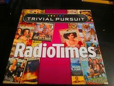 trivial pursuit radio times edition board game  , new and sealed