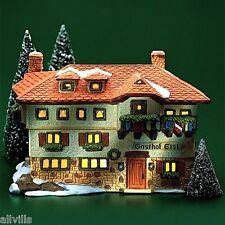 Gasthof Eisl Guest House #65406 Dept 56 Retired Original Alpine Village