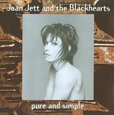 Pure and Simple 0829421109228 by Joan & The Blackhearts Jett CD