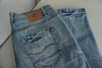 Qs by s.Oliver Damen Jeans stretch Hose W42 L32 destroyed used blau #C50