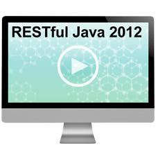 RESTful Java 2012 Video Tutorial Training