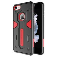NILLKIN for iPhone 6 Plus & 6s Plus Tough Defener II Case Shockproof TPU RED