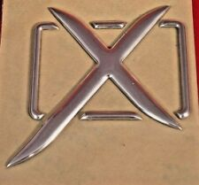 Lexus X Decal Is250 Limited Edition Side Fender Is350 From 2005 X 1 Only Genuine