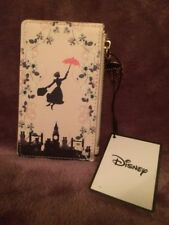 New Disney Primark Mary Poppins Range Coin Purse With Credit Card Wallet/Section