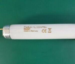 25x Radium Osram Leuchtstoffröhre Master Super TL-D Tageslicht T8 36W/G13 120cm.