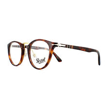 dc464fd2fd Persol Glasses Frames 3107V 24 Havana 47mm Mens