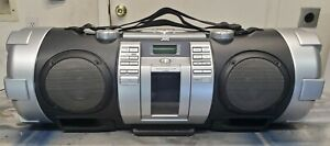 Pre-Owned JVC RV-NB50 Kaboom! Powered Woofer CD System - iPod Supported
