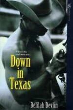Down In Texas Devlin, Delilah Paperback